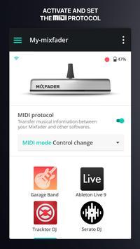 Mixfader Companion screenshot 1