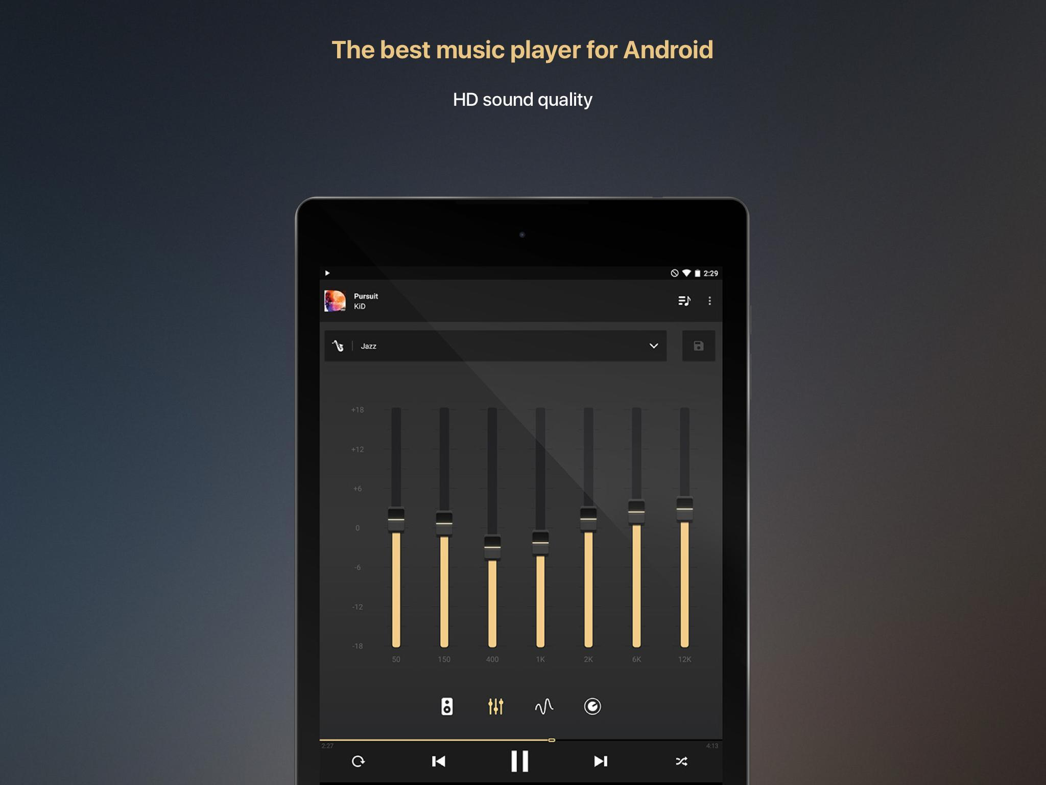 Equalizer Music Player Booster for Android - APK Download