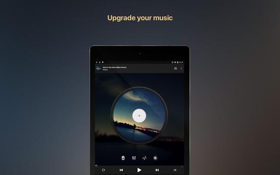 Equalizer Music Player Booster captura de pantalla de la apk