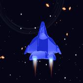 Lightning ship icon