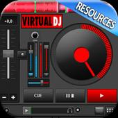 Resources For Virtual DJ icon