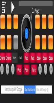 Professional DJ Mixer screenshot 2