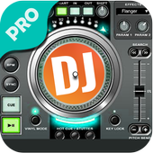 Real DJ Pro Mixer Music simgesi