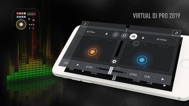 Mix Virtual DJ Plus - All New 2018 poster