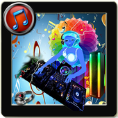 MP3 DJ Music Player/Mixer icon
