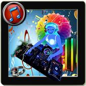 MP3 DJ Music Player/Mixer icon