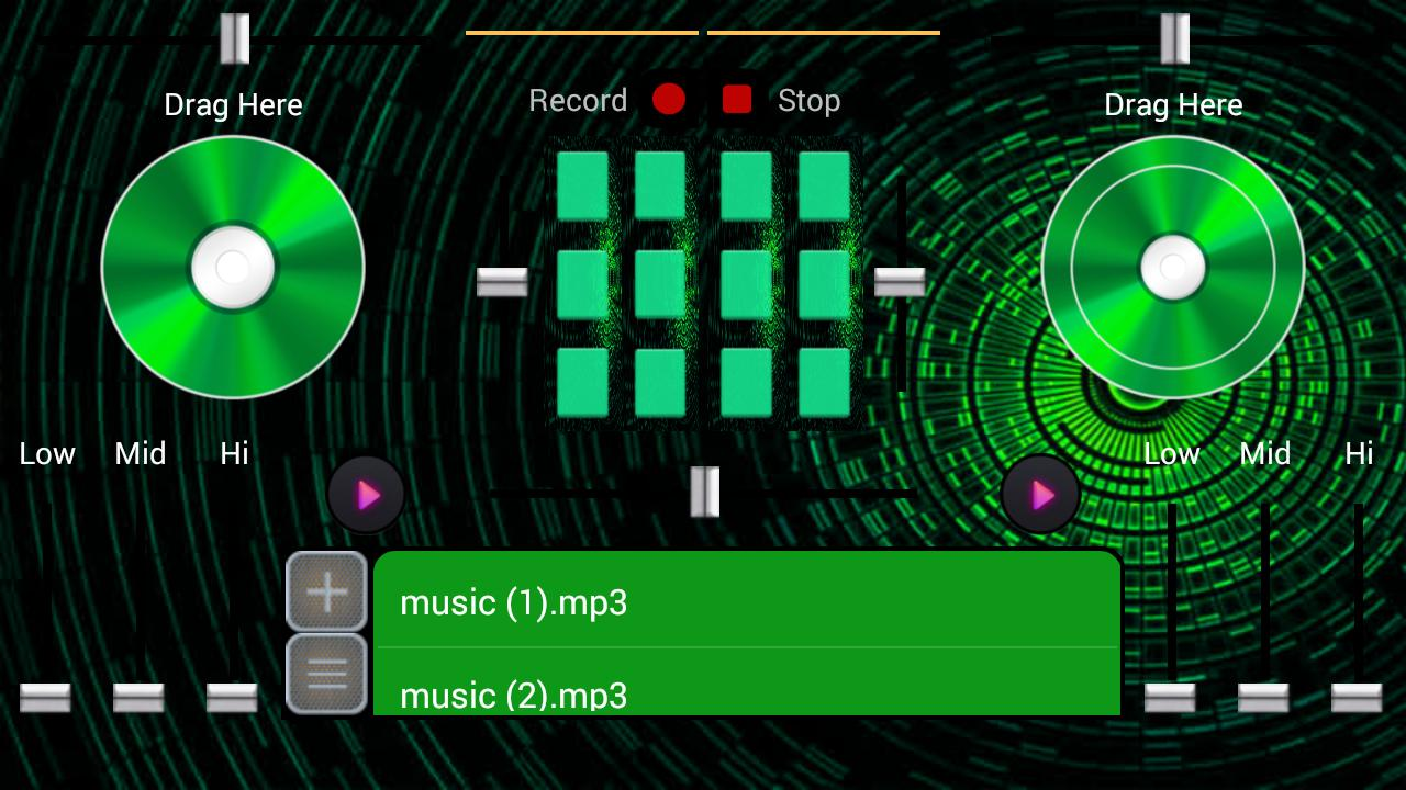 Virtual DJ Mixer Scratch for Android - APK Download