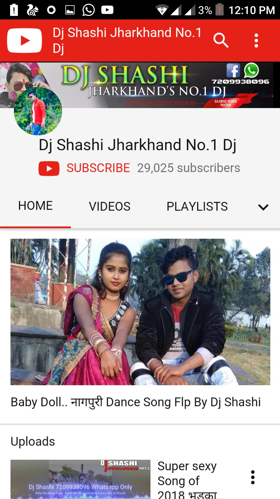 DJ SHASHI for Android - APK Download