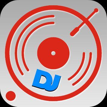 DJ Music Mix poster