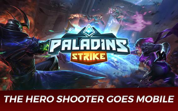Paladins Strike screenshot 12