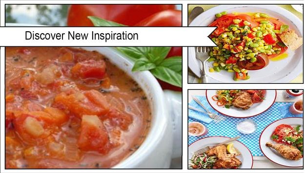 Tasty Fresh Tomato Recipes screenshot 1