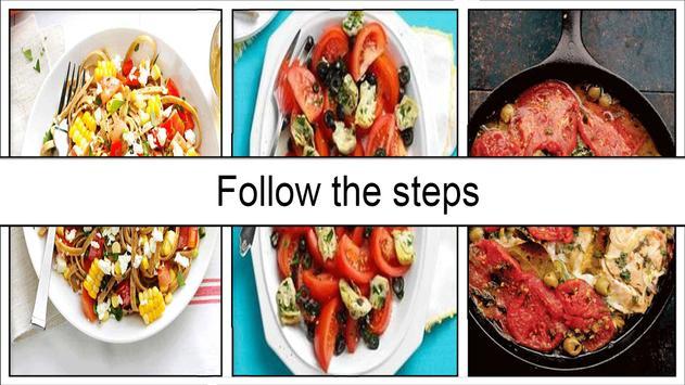 Tasty Fresh Tomato Recipes screenshot 4