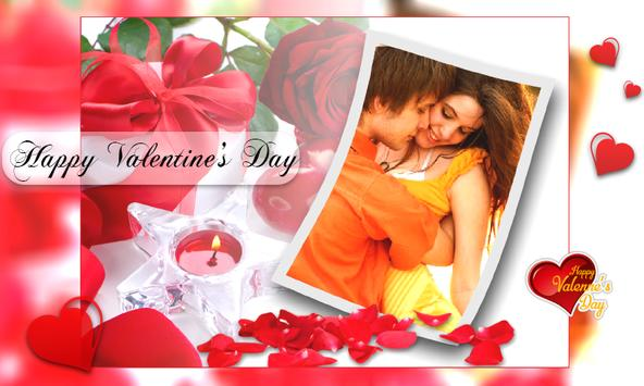 Valentine's Day Love Photo Frames 2018 DP Editor screenshot 6