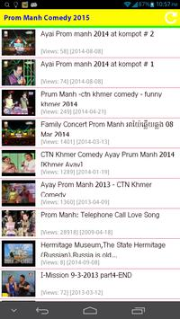 New Prom Manh Comedy apk screenshot