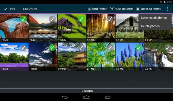 Resize MyPix apk screenshot