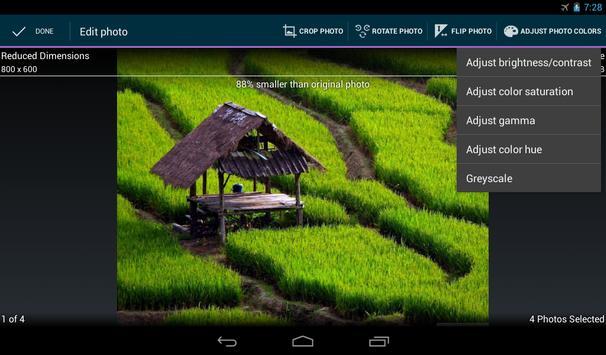 Resize MyPix screenshot 17