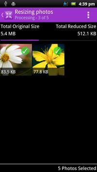 Resize MyPix screenshot 1