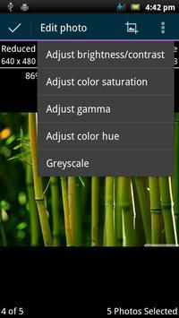 Resize MyPix screenshot 7