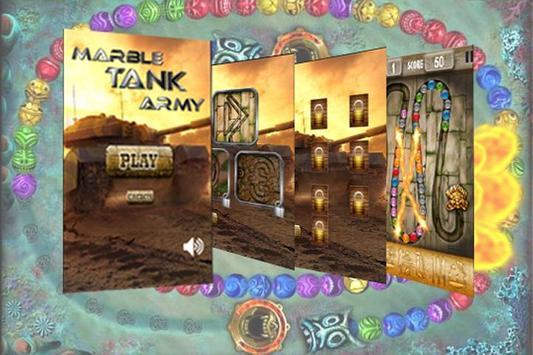 Marble Tank Army apk screenshot