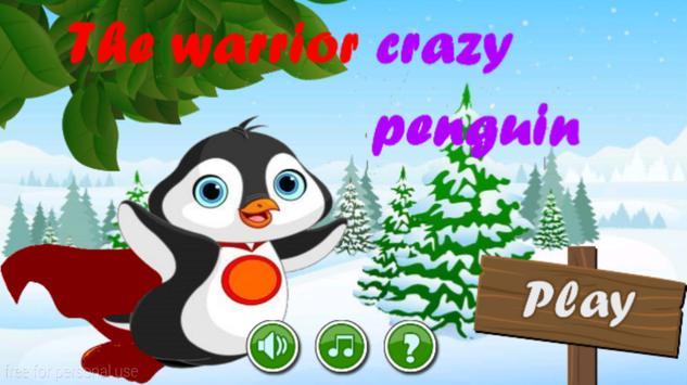 the warrior crazy penguin screenshot 4