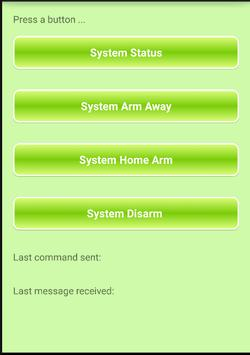 Security Alarm SMS Controller poster