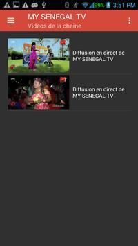 MY SENEGAL TV poster