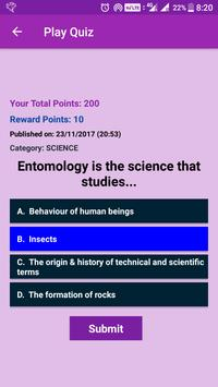Knowledge Quiz screenshot 3