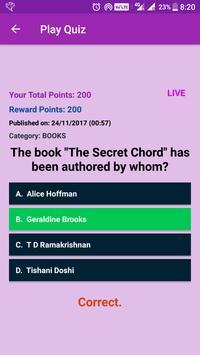 Knowledge Quiz screenshot 2