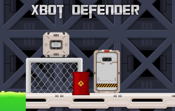 XBot Defender poster