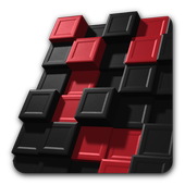 Digital Flux Free LWP icon