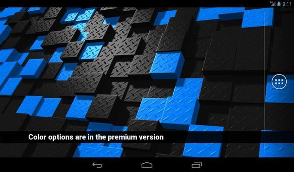 Digital Flux Free LWP apk screenshot