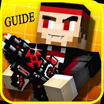 Guide For Pixel Gun Pocket Edi screenshot 1