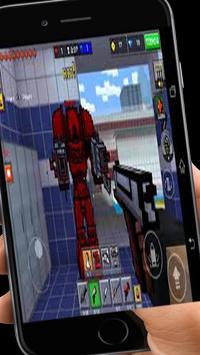 Guide For Pixel Gun Pocket Edi screenshot 5