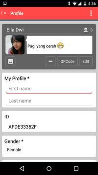 IMES (Indonesia Messenger) screenshot 4