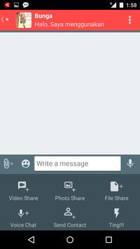 IMES (Indonesia Messenger) screenshot 5