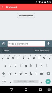 IMES (Indonesia Messenger) screenshot 7