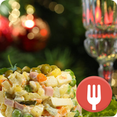 Рецепты новогодних салатов icon