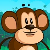 Monkey Jumping Game icon