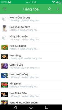 Phần mềm quản lý bán hàng Sapo apk screenshot