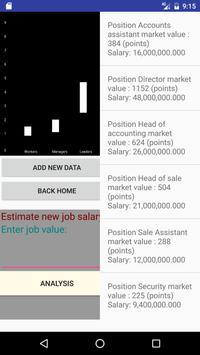 Wages apk screenshot