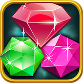 Jewels Quest - Star Gems 2019 icon
