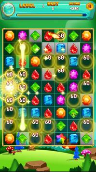 Jewels Quest - Star Gems 2019 screenshot 5