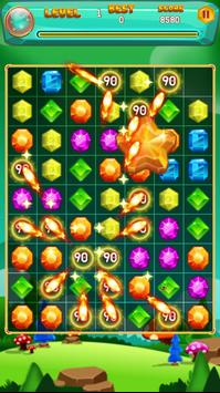 Jewels Quest - Star Gems 2019 screenshot 6