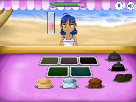 Ice Cream Maker: Cooking Games screenshot 3