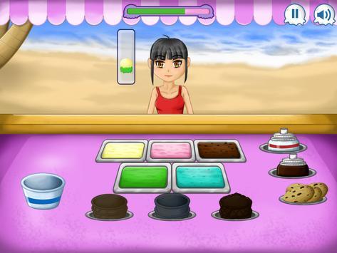 Ice Cream Maker: Cooking Games screenshot 8