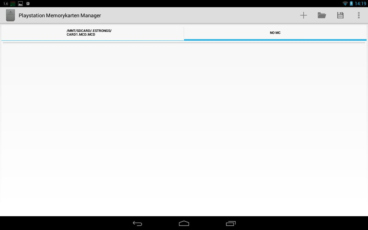 PSX Memorycard Manager 2 Free for Android - APK Download