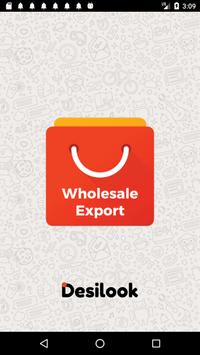 Desilook Wholesale - Export poster