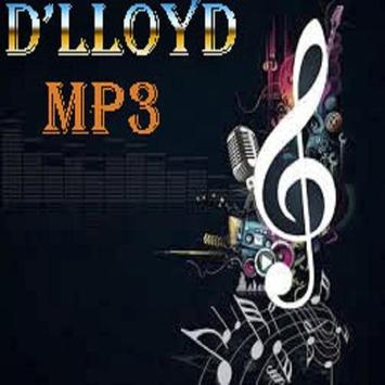 d,lloyd mp3 poster