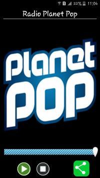 Radio Planet Pop poster