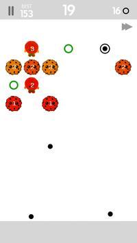 cookie idlle balls apk screenshot
